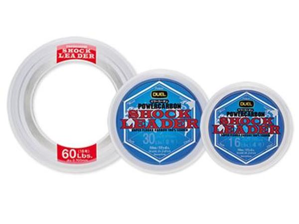 Immagine di Powercarbon Shock Leader Fluorocarbon 100% -50% OFF
