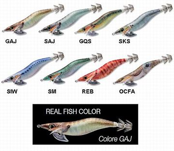 Immagine di Aurie-Q ''RS'' Real Fish Color