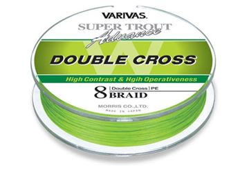 Immagine di Super Trout Advance PE Double Cross -40% OFF