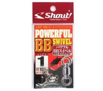 Immagine di Powerful BB Swivel 412PB