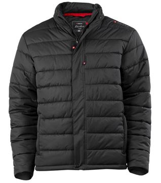 Immagine di Strata Black Quilted Jacket -50% OFF