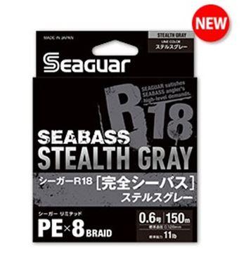 Immagine di R18 Seabass Stealth Gray