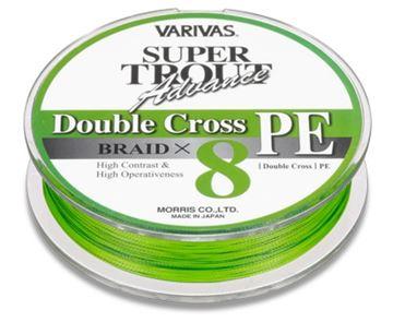 Immagine di Super Trout Advance PE Double Cross Light Green
