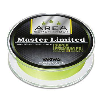 Immagine di Super Trout Area Master Limited Super Premium PE Yellow