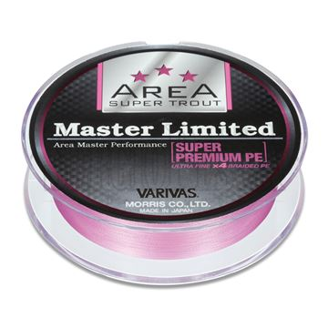Immagine di Super Trout Area Master Limited Super Premium PE Pink