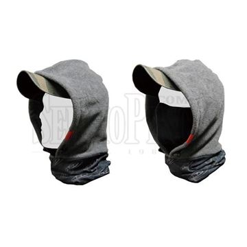 Immagine di Hooded Neck Warmer Model 2