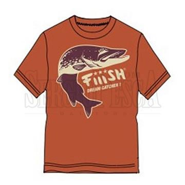 Immagine di T-Shirt Orange Pike