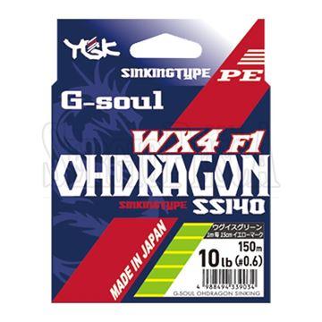 Immagine di G-soul Ohdragon WX4 F-1 SS140