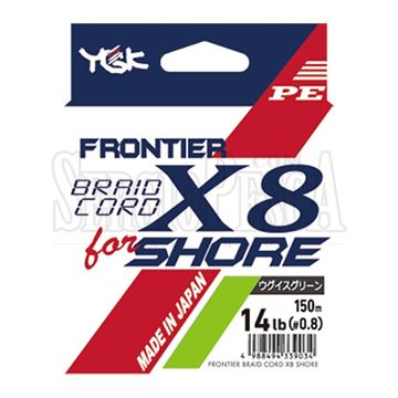 Immagine di Frontier Braid Cord X8 Shore