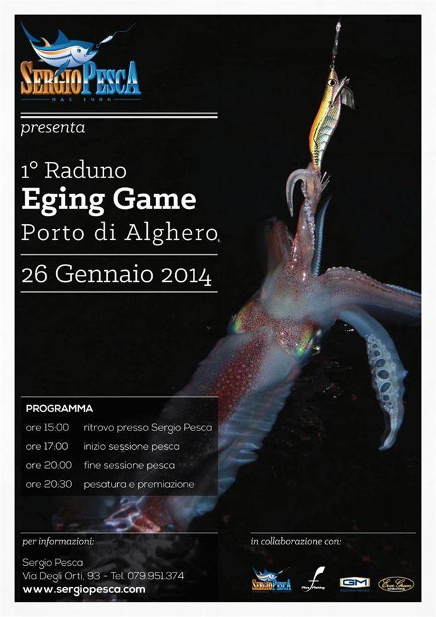 1° Raduno Eging Game - Porto di Alghero