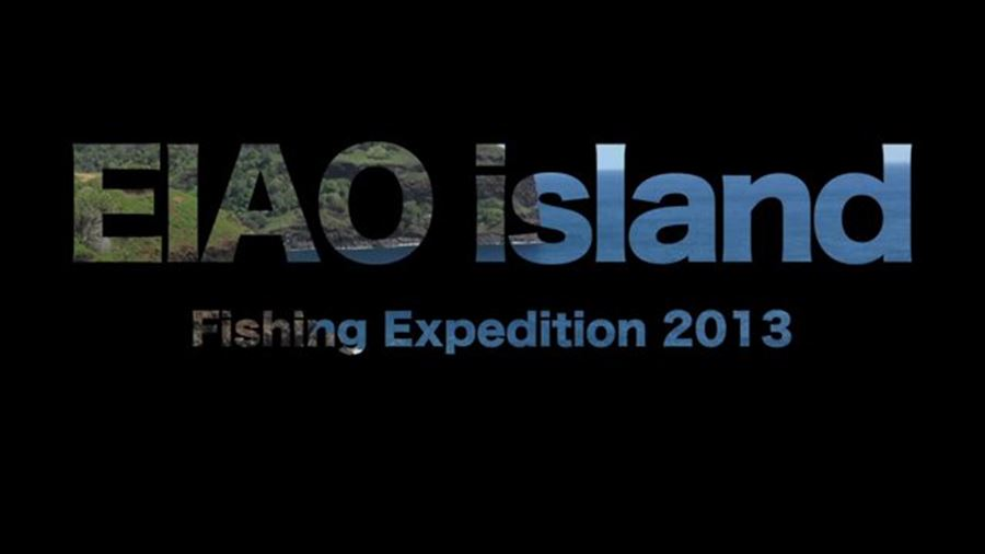 EIAO 2013 Fishing Expedition