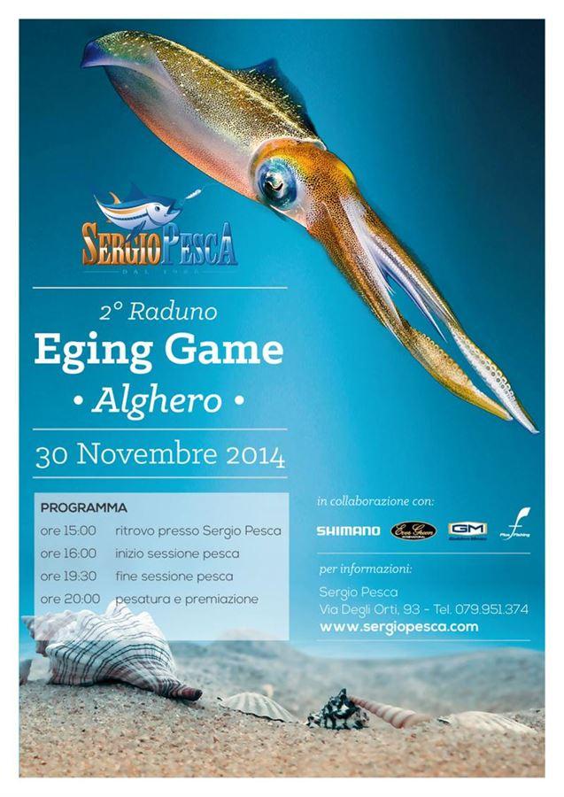 2° Raduno Eging Game Alghero