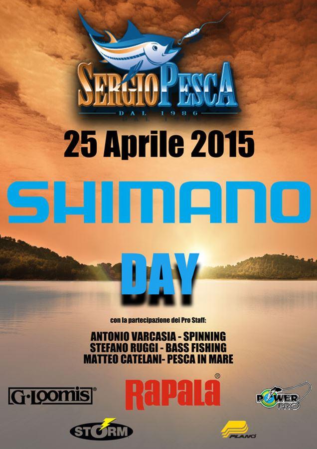 Shimano Day