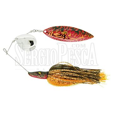 Immagine di Pike Spinnerbait Willow Tandem