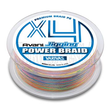 Immagine di Avani Jigging Power Braid PE X4