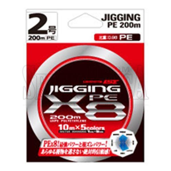 Immagine di Jigging PE X8