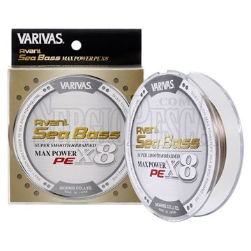 Immagine di Avani Sea Bass PE Max Power X8 Status Gold