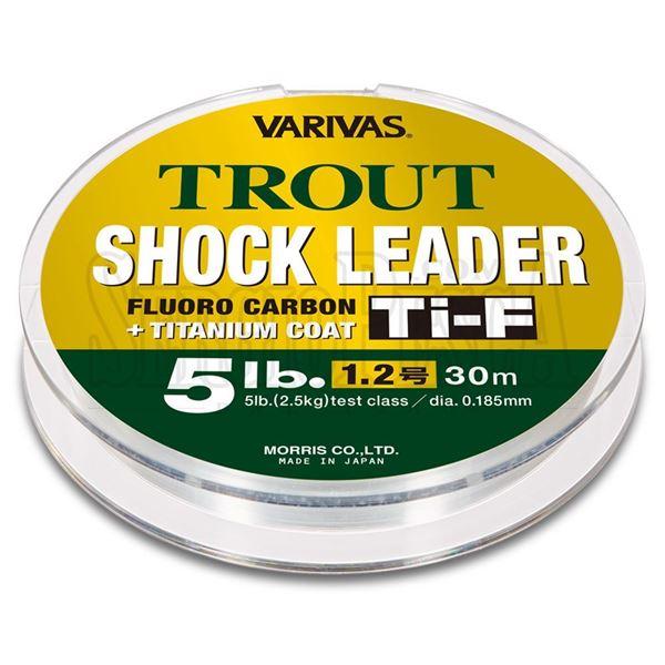 Immagine di Trout Shock Leader Ti Fluoro Carbon