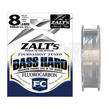 Immagine di Zalt's Bass Hard Fluorocarbon