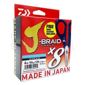 Immagine di J-Braid Grand X8 Free Braid Scissors