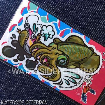 Immagine di BITE Aori Ika Sticker
