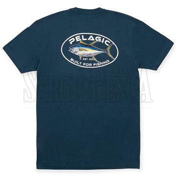 Immagine di Built Fish Tuna Pemium T-Shirt