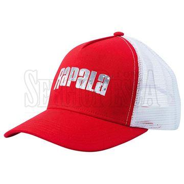 Immagine di Splash Trucker Cap Red