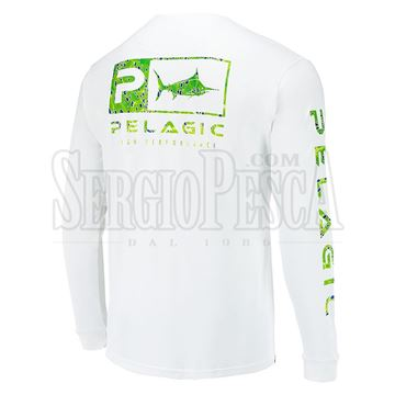 Immagine di Aquatek Icon Long Sleeve Performance Shirt